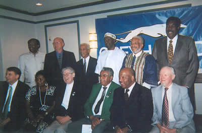 A Reunion with the Freedom Riders